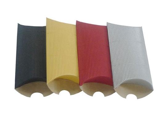Pillow box design