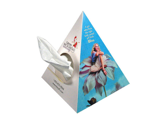 Pyramid box design