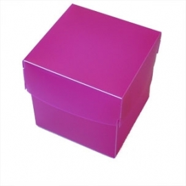 Telescoping box design