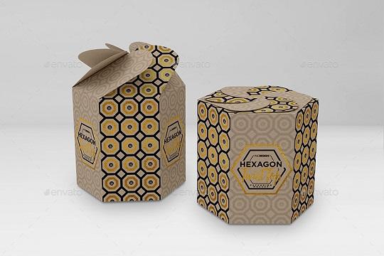 Bon Bon box design
