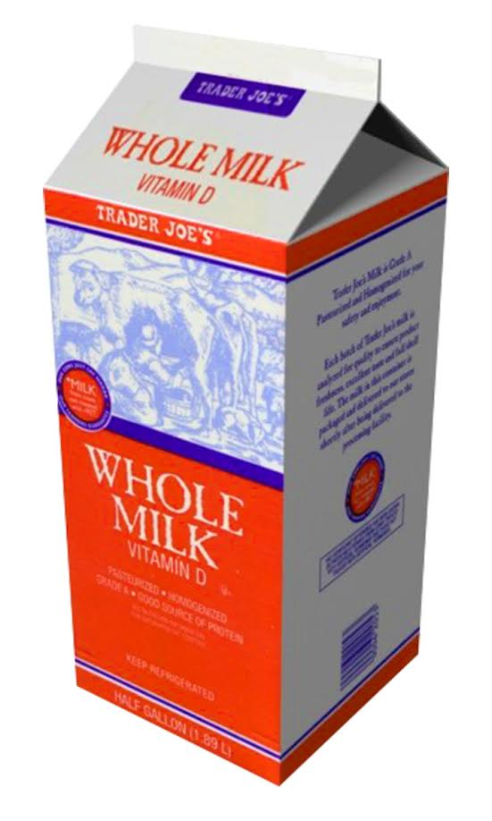 Milk Cartons design
