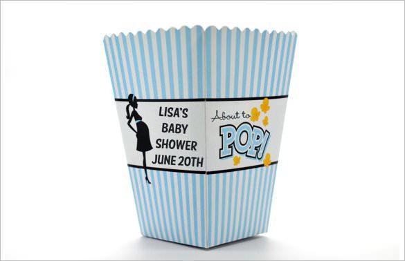 Popcorn Container design