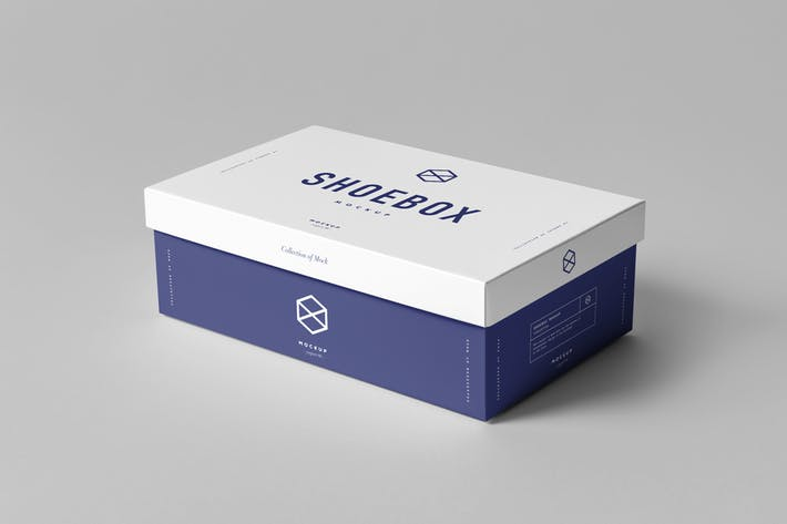 Shoe Boxes design