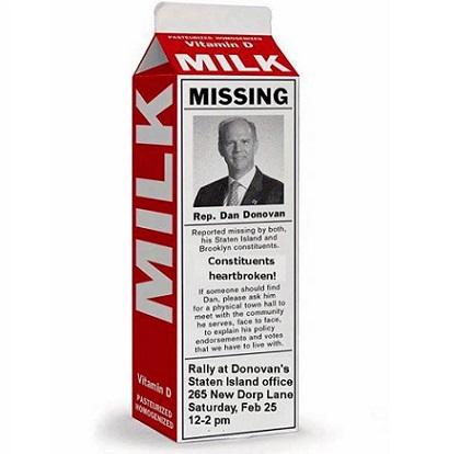 Face on a Milk Carton | All The Tropes Wiki | Fandom ... |Custom Milk Carton Missing Person